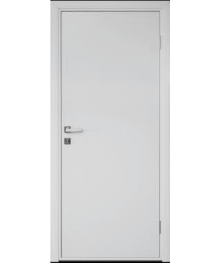 Дверь влагостойкая ДГ ПВХ Композит (Белая)