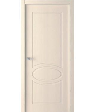 Дверь с ПВХ покрытием Алина ДГ (Филадельфия Дуб Крем)