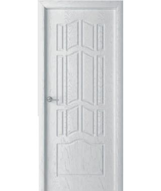 Дверь с ПВХ покрытием Ампир ДГ (Осина Перламутр)