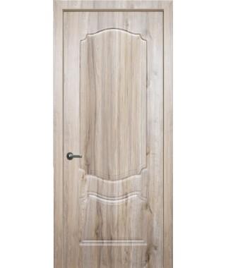 Дверь с ПВХ покрытием Богема ДГ (Бомонт Какао)