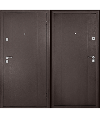 Входная дверь «Форпост 72»