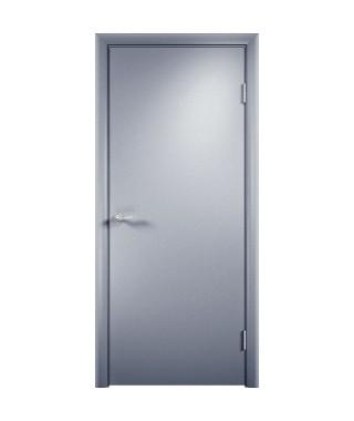 Дверь влагостойкая ДГ ПВХ Композит (RAL 7035)