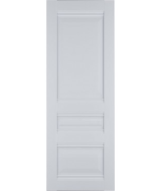 Дверь из экошпона Венеция -2 Белый софт