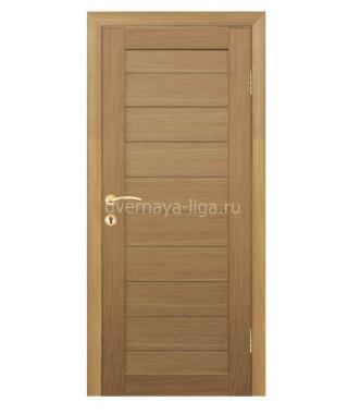 Дверь влагостойкая ДГ-01 (Дуб кремовый)