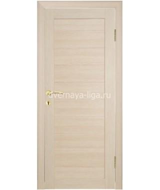Дверь влагостойкая ДГ-01 (Беленый дуб)