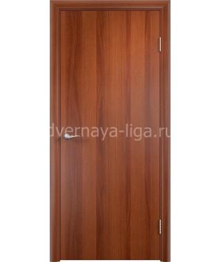 Дверь ламинированная ДГ Итальянский орех