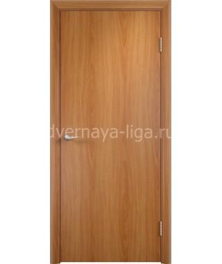 Дверь ламинированная ДГ Миланский орех