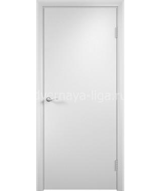 Дверь ламинированная ДГ Белая