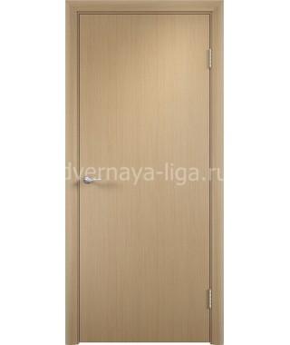 Дверь ламинированная ДГ Беленый дуб