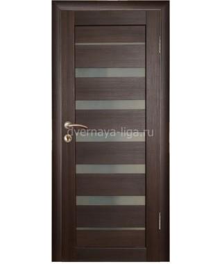 Дверь влагостойкая ДО-02 (Венге)