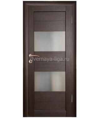 Дверь влагостойкая ДО-07 (Венге)