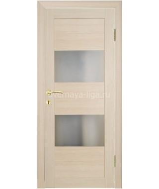 Дверь влагостойкая ДО-07 (Беленый дуб)