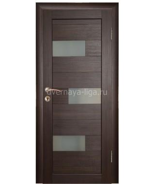 Дверь влагостойкая ДО-15 (Венге)