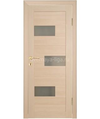 Дверь влагостойкая ДО-15 (Беленый дуб)