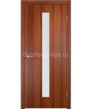 Дверь ламинированная ДО Итальянский Орех
