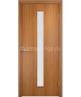 Дверь ламинированная ДО Миланский Орех