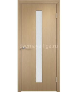 Дверь ламинированная ДО Беленый дуб