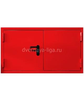 Противопожарный люк ЛПМ-02 (EI-30 EI-60) RAL 3000