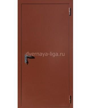 Дверь стальная противопожарная ДПМ-01(EI-30,EI-60) RAL 8017