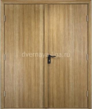 Дверь деревянная противопожарная ДПД-02 EI-30 (Тик)