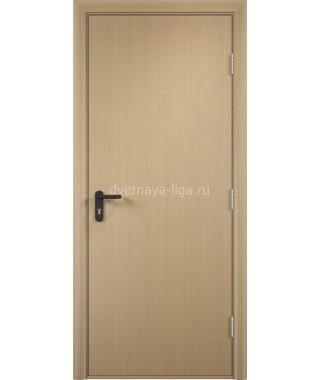 Дверь деревянная противопожарная ДПД EI-30 (Беленый дуб)