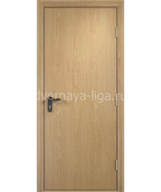 Дверь деревянная противопожарная ДПД EI-30 (Дуб)