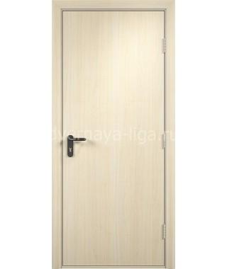 Дверь деревянная противопожарная ДПД EI-30 (Дуб беленый)