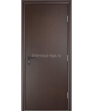 Дверь деревянная противопожарная ДПД EI-30 (Венге)