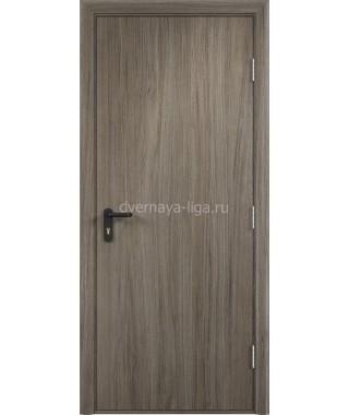 Дверь деревянная противопожарная ДПД EI-30 (Вишня малага)